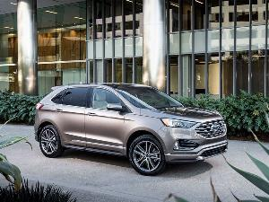 2019 Ford Edge Road Test and Review