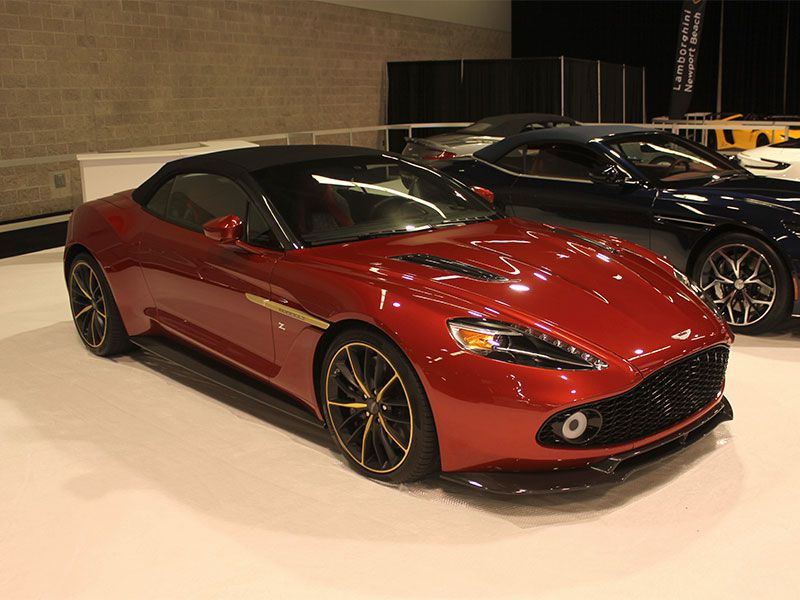 Gallery Highlights From The Orange County Auto Show - Orange beach car show 2018