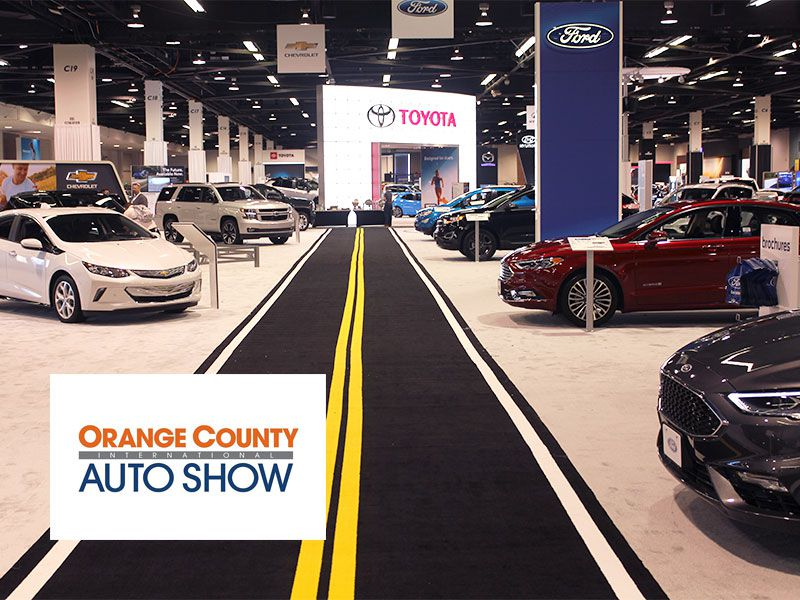 Orange County Auto Show >> Gallery Highlights From The 2018 Orange County Auto Show