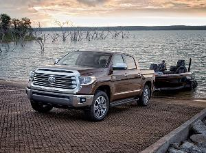 2019 Toyota Tundra Road Test and Review