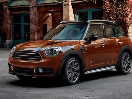 2019 MINI Countryman 4 door parked