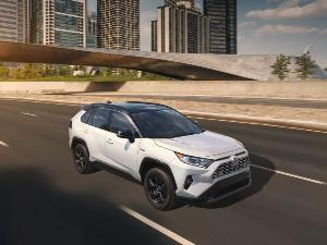 2020 Toyota RAV4 Road Test and Review