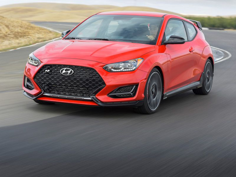 Superior Hyundai North >> 2019 Hyundai Veloster N Road Test and Review | Autobytel.com