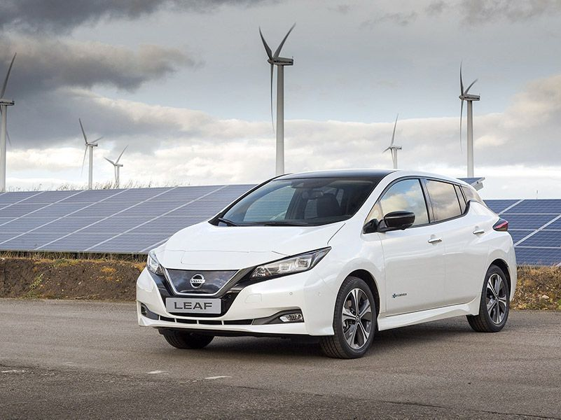 Pricing The 2019 Nissan Leaf