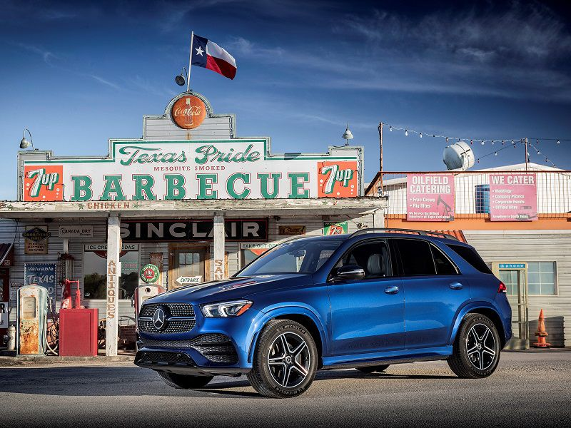 2020 Mercedes-Benz GLE-Class Road Test and Review
