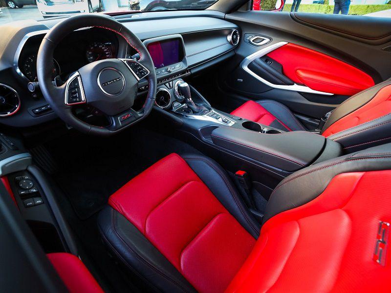 2019 Chevrolet Camaro Road Test And Review Autobytel Com