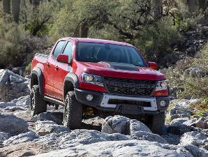 2019 Chevrolet Colorado ZR2 Bison Road Test and Review