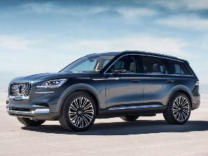 2020 Lincoln Aviator Photo Gallery