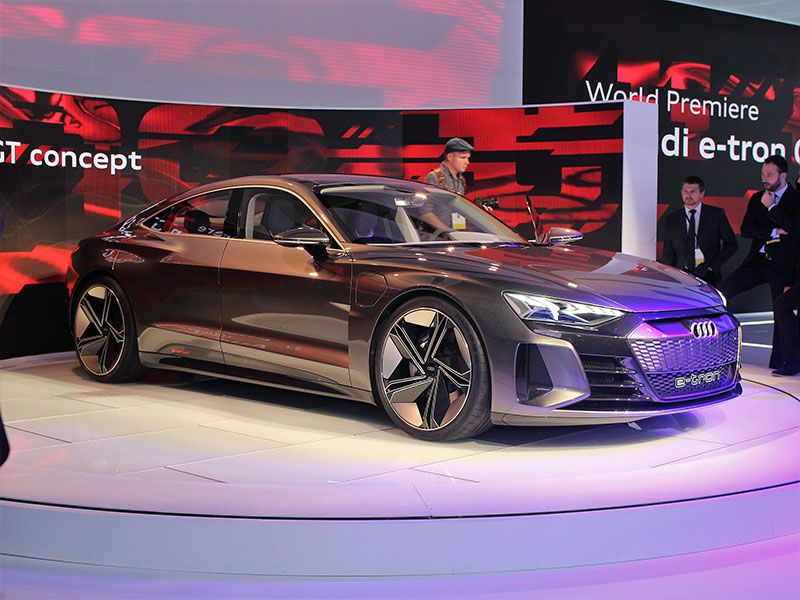 Highlights from the LA Auto Show 2018 | Autobytel.com