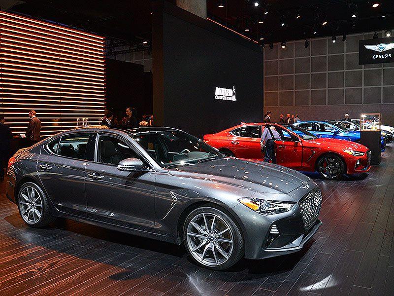 2018 La Auto Show New Car Photo Gallery