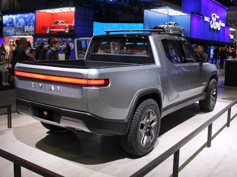 Highlights From The La Auto Show 2018 Autobytel Com