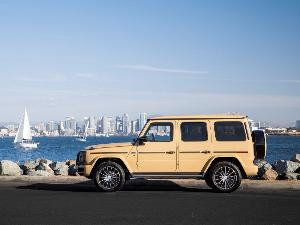 2019 Mercedes Benz G-Class Road Test and Review