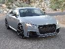2018 Audi TT RS exterior front angle by Ron Sessions