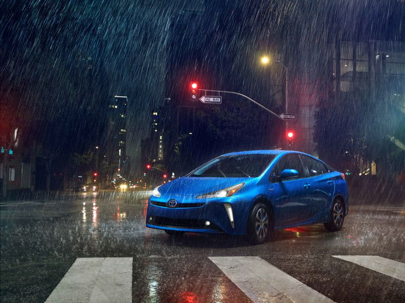 2019 Toyota Prius Road Test And Review