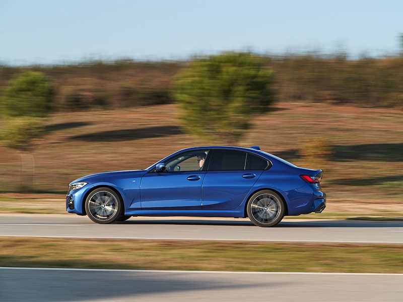 2019 Bmw 3 Series Road Test And Review Autobytel Com
