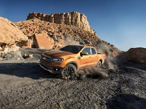 2019 Ford Ranger Road Test and Review