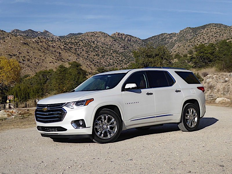 2019 Chevrolet Traverse Road Test and Review | Autobytel.com