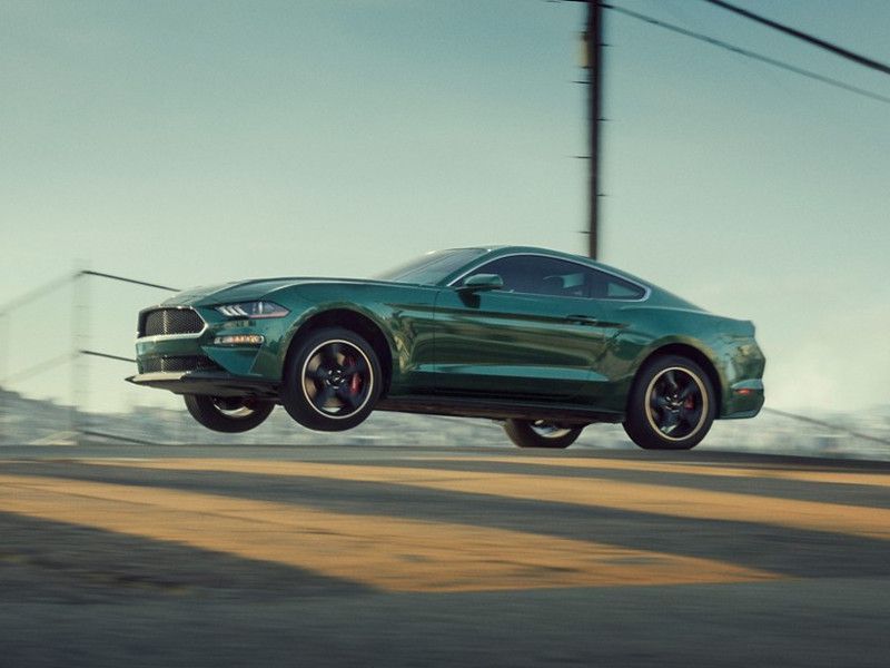 10 things you need to know about the 2019 ford mustang bullitt. Black Bedroom Furniture Sets. Home Design Ideas