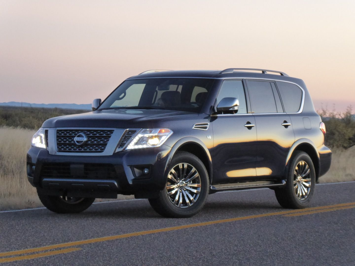 2019 Nissan Armada Road Test and Review