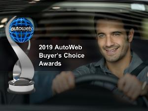 The Results Are In: 2019 AutoWeb Buyer's Choice Award Winners