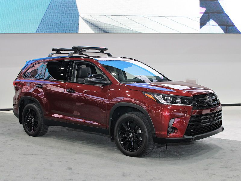 photo gallery new suvs and trucks at the 2019 detroit