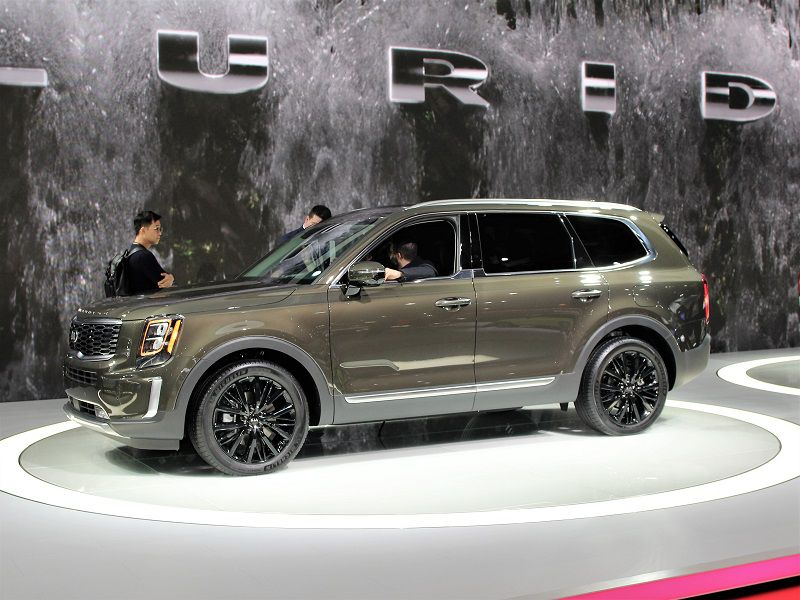 Photo Gallery: New SUVs and Trucks at the 2019 Detroit ...