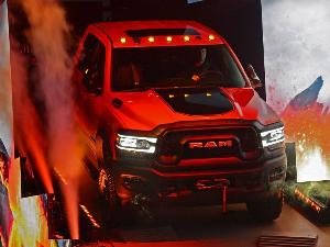 Photo Gallery: New SUVs and Trucks at the 2019 Detroit Auto Show