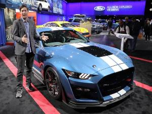 Top 10 Must-See Things at the 2019 Detroit Auto Show