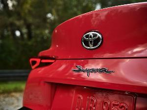 2020 Toyota Supra Photo Gallery