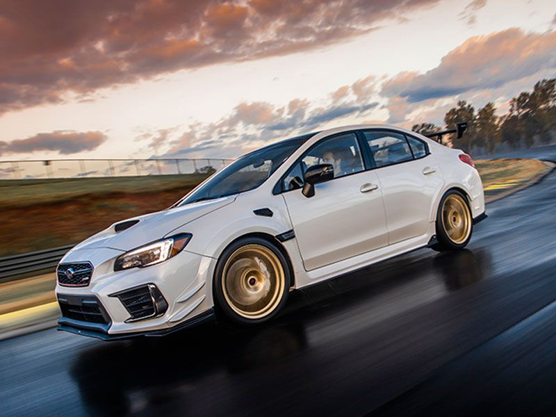 2019 Subaru Limited-Edition WRX STI S209 Photo Gallery