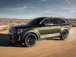 2020 Kia Telluride Photo Gallery