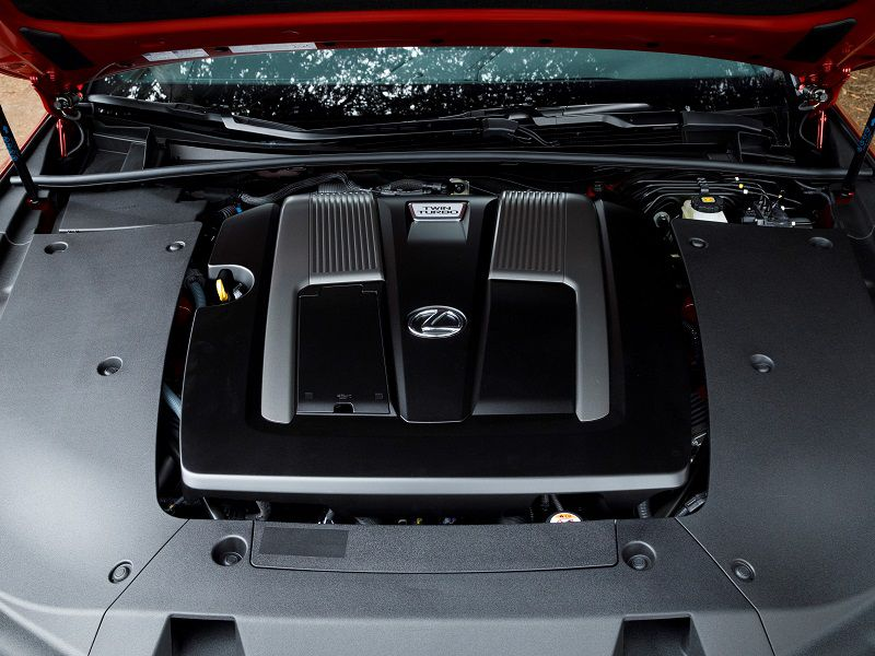 2019 Lexus Ls 500 Road Test And Review Autobytel Com