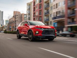 10 Things You Need to Know About the 2019 Chevrolet Blazer