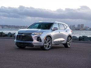 2019 Chevrolet Blazer Road Test and Review