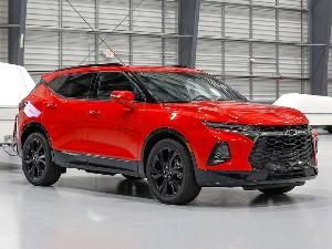 2019 Chevrolet Blazer First Look [Video]