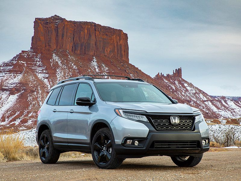 2019 Honda Passport Competitors to Consider