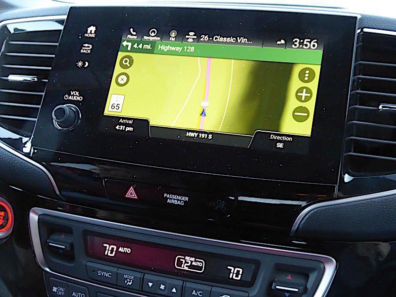 2019 Honda Passport Road Test And Review Autobytel Com