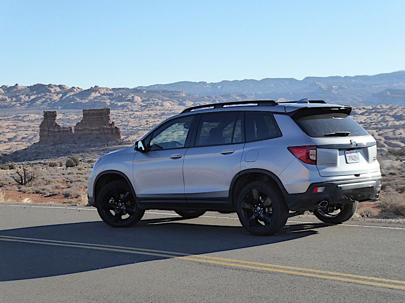 2019 Honda Passport Road Test And Review Autobytel Com