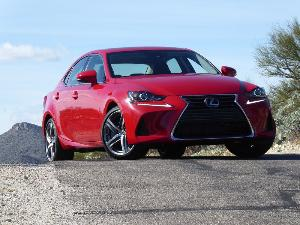2019 Lexus IS 300 and 350 Road Test and Review