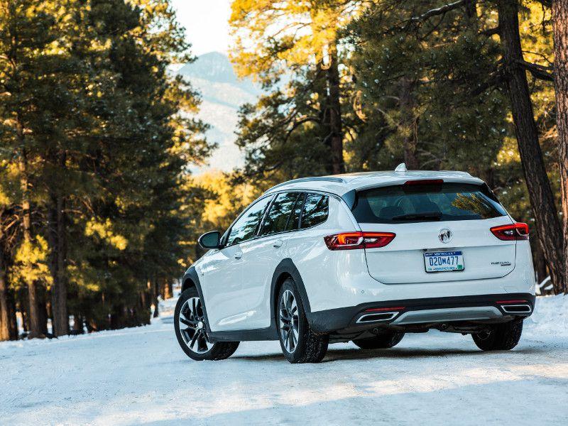 2019 Buick Regal TourX Road Test and Review   Autobytel.com