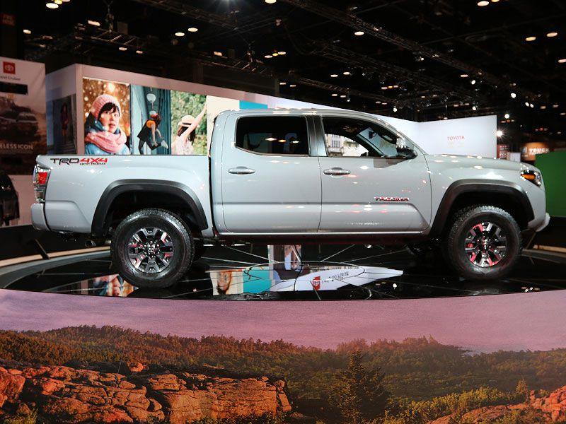 2019 Chicago Auto Show New SUVs and Trucks Photo Gallery ...