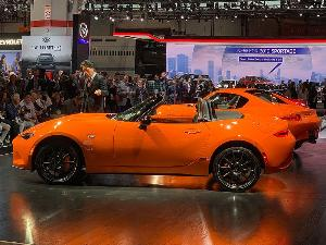 2019 Chicago Auto Show New Car Photo Gallery