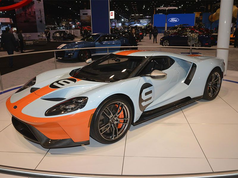 2019 Chicago Auto Show New Car Photo Gallery Autobytel Com
