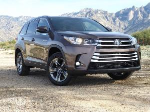 2019 Toyota Highlander Hybrid Road Test and Review
