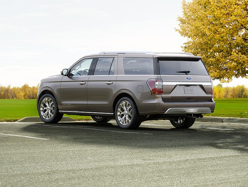 ford expedition max road test  review autobytelcom