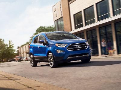 10 Ford Ecosport Competitors To Consider Autobytelcom