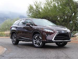 2019 Lexus RX 450hL Road Test and Review