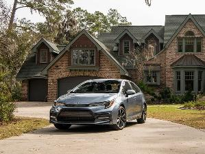 2020 Toyota Corolla Road Test and Review