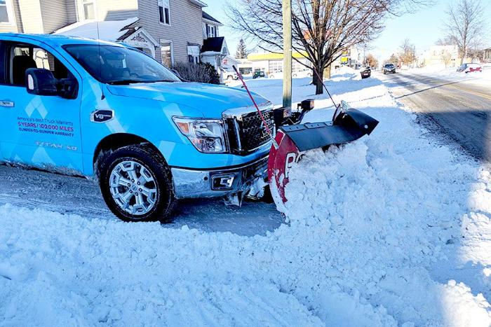The Ultimate Side Hustle Getting Your Truck Snow Plow