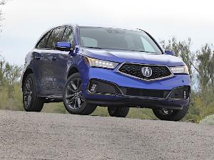 2019 Acura MDX A-Spec Road Test and Review